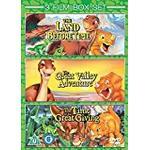 Digital box Filmer The Land Before Time 1-3 [DVD]